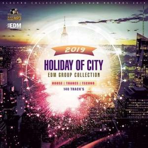 VA - Holiday Of City