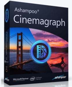 Ashampoo Cinemagraph 1.0.2 RePack (& Portable) by TryRooM [Multi/Ru]