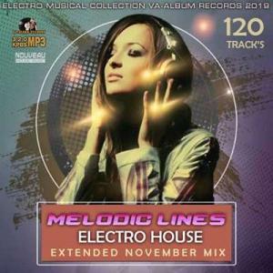 VA - Melodic Lines Electro House