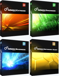AIDA64 Extreme / Engineer / Business / Network Audit 6.30.5500 Final Repack (& Portable) by Litoy [Multi/Ru]