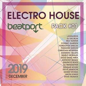 VA - Beatport Electro House December Pack #01