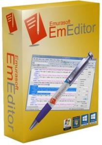 Emurasoft EmEditor Professional 19.7.0 RePack (& Portable) by elchupacabra [Multi/Ru]