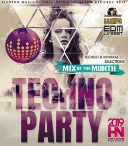 VA - Mix Of The Month: Techno & Minimal Selection