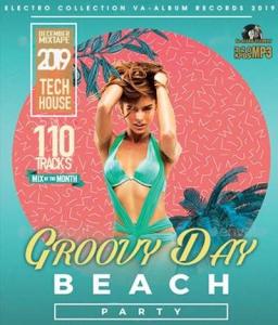 VA - Groovy Day: Beach Party