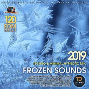 VA - Frozen Sounds: Techno Hypnotic Mix