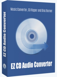 EZ CD Audio Converter 9.1.1.1 RePack by KpoJIuK [Multi/Ru]
