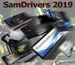 SamDrivers 19.12 OLD - Сборник драйверов для Windows [Multi/Ru]