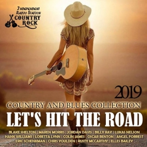 VA - Lets Hit The Road: Country and Blues Collection