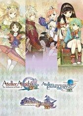 Atelier: Dusk Trilogy - Deluxe Pack