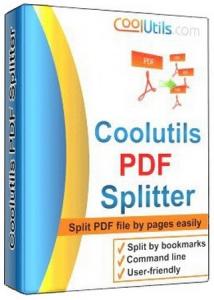 Coolutils PDF Splitter Pro 6.1.0.18 RePack (& Portable) by elchupacabra [Multi/Ru]