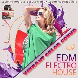 VA - Vibrant Color Sound: Top 100 Dj Electro House