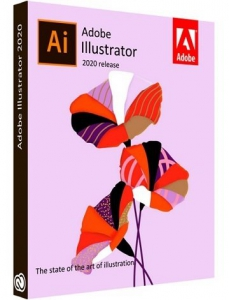 Adobe Illustrator 2020 24.2.1.496 RePack by KpoJIuK [Multi/Ru]