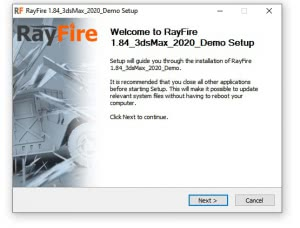 RayFire 1.84 for 3ds max 2020 [En]