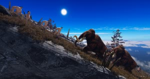 Evolution Battle Simulator: Prehistoric Times