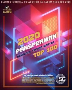 VA - Pansperman: Renegade Techno Master Top 100