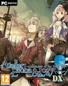 Atelier Escha & Logy: Alchemists of the Dusk Sky DX