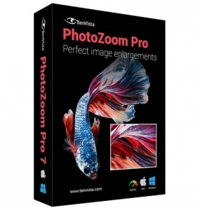 Benvista PhotoZoom Pro 8.0.6 RePack (& portable) by elchupacabra [Multi/Ru]
