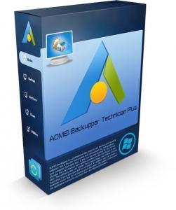 AOMEI Backupper Technician Plus 5.6.0 RePack by elchupacabra [Multi/Ru]