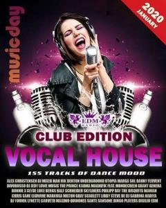 VA - Vocal House: Club Edition