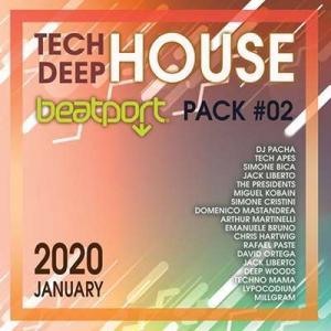 VA - Beatport Tech House: January Pack #02