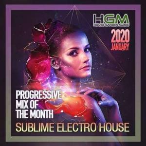 VA - Sublime Electro House: Progressive Mix