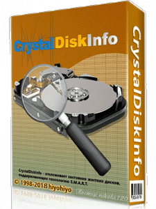 CrystalDiskInfo 8.8.7 RePack (& Portable) by elchupacabra [Multi/Ru]