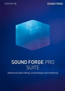 MAGIX SOUND FORGE Pro Suite 13.0.0.131 [En]