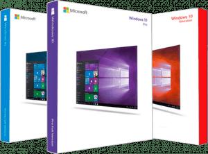 Microsoft Windows 10.0.18363.592 Version 1909 (January 2020 Update) - Оригинальные образы от Microsoft MSDN [Ru]