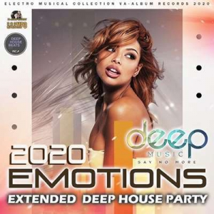 VA - Emotions: Extended Deep House Party