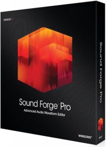 MAGIX Sound Forge Pro 13.0 Build 131 RePack by Diakov [Multi/Ru]