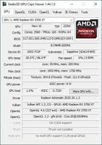 GPU Caps Viewer 1.53.0.0 + Portable [En]