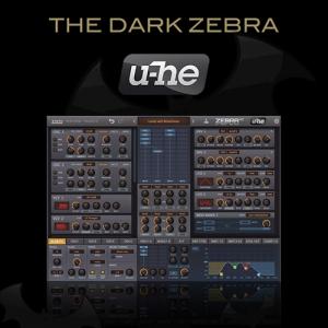 u-he - The Dark Zebra 2.8.0.7970 VSTi, VSTi3, AAX (x86/x64) [En]