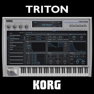 KORG - TRITON 1.0.0 STANDALONE, VSTi (x64) [En]