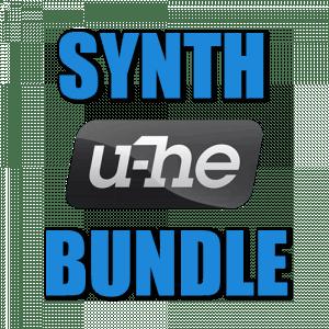 u-he - Synth Bundle 2020.01 VSTi, VSTi3, AAX (x86/x64) RePack by VR [En]