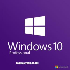 Windows 10 Pro 1909 b18363.720 x64 by SanLex (edition 2020-03-16) [Ru]