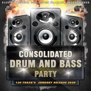 VA - Consolidated DnB Party