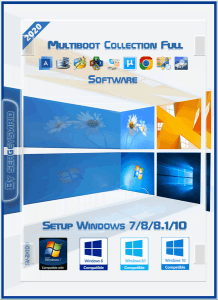 Multiboot Collection Full v.5.7 [Ru/En]