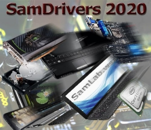 SamDrivers 20.3 - Сборник драйверов для Windows [Multi/Ru]