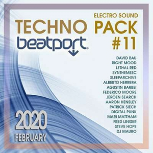 VA - Beatport Techno: Electro Sound Pack #11
