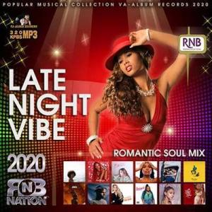 VA - Late Night Vibe: Romantic R&B