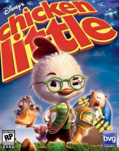 Цыпленок Цыпа / Chicken Little The Game