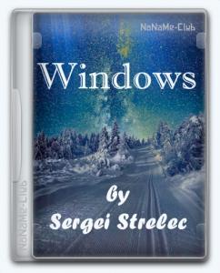 Windows 10 Enterprise LTSC 1809 (Build 17763.1098) x86/x64 by Sergei Strelec [Ru]