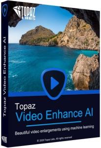Topaz Video Enhance AI 2.0.0 RePack (& Portable) by TryRooM [En]