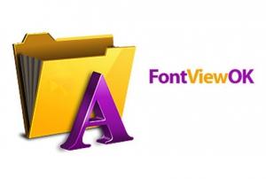 FontViewOK 6.77 + Portable (x86/x64) [Multi/Ru]
