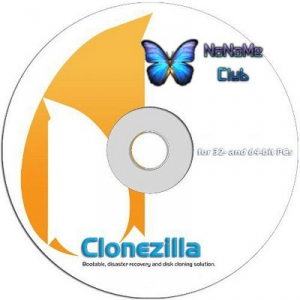 Clonezilla Live (stable) 2.6.4-10 [i686, i686-pae, amd64] 3xCD