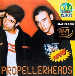 Propellerheads - Star Profile
