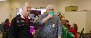 Проект: Щенки на Рождество