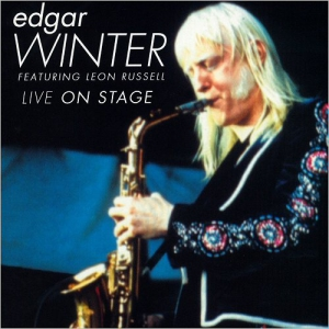 Edgar Winter - Live On Stage (Feat. Leon Russell)
