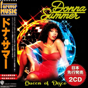 Donna Summer - Queen of Disco (2CD Compilation)