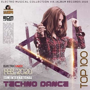 VA - EDM International Techno Dance